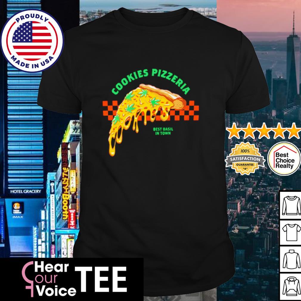 Cookies Pizzeria s shirt