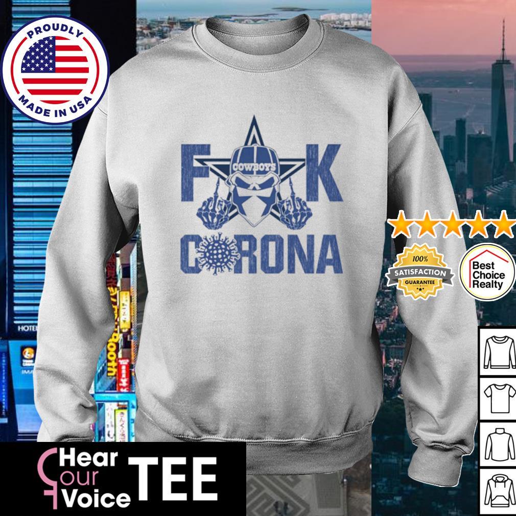 Fuck Cowboys Corona s sweater