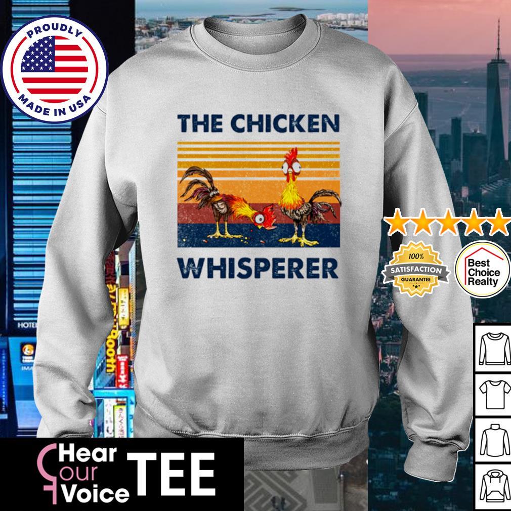 The Chicken Whisperer Vintage s sweater