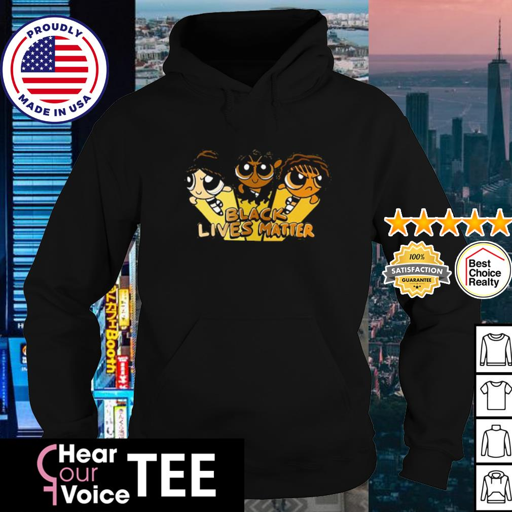 Black Liver Matter s hoodie