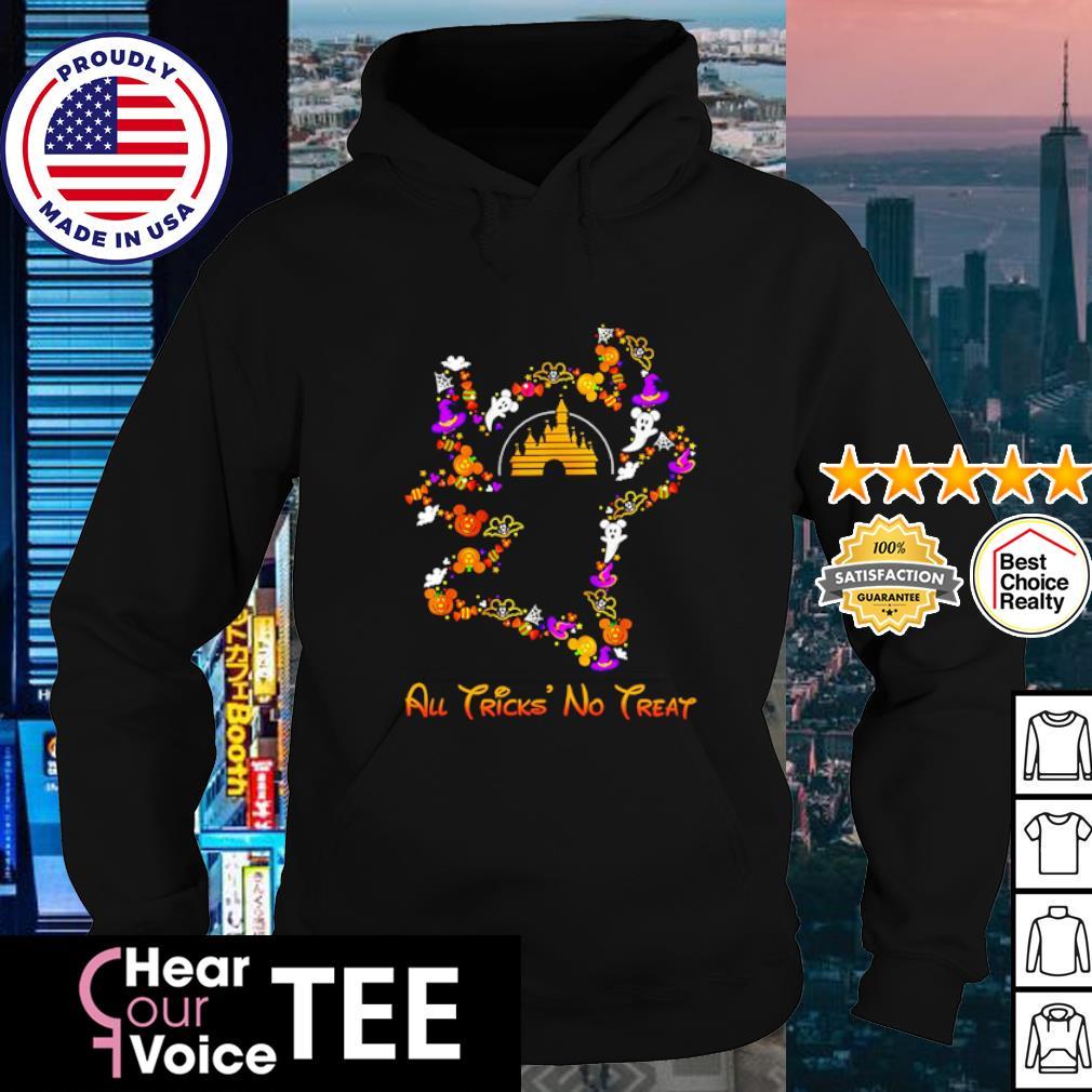 Disney Halloween Au Trick's No Treat s hoodie