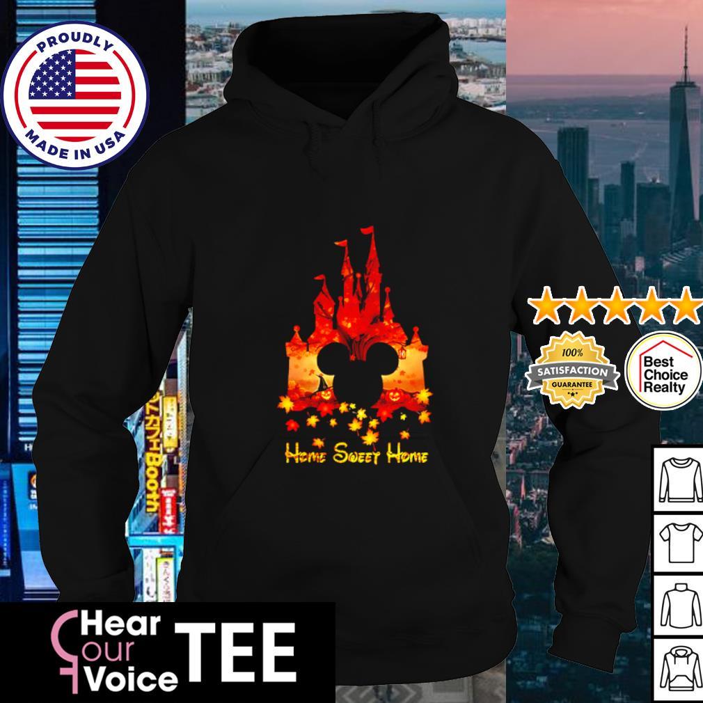 Disney Mickey home sweer home s hoodie