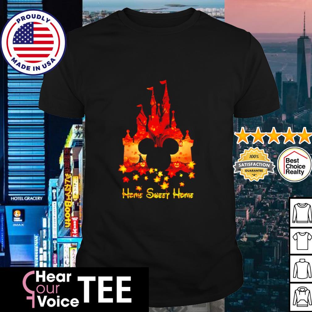 Disney Mickey home sweer home shirt