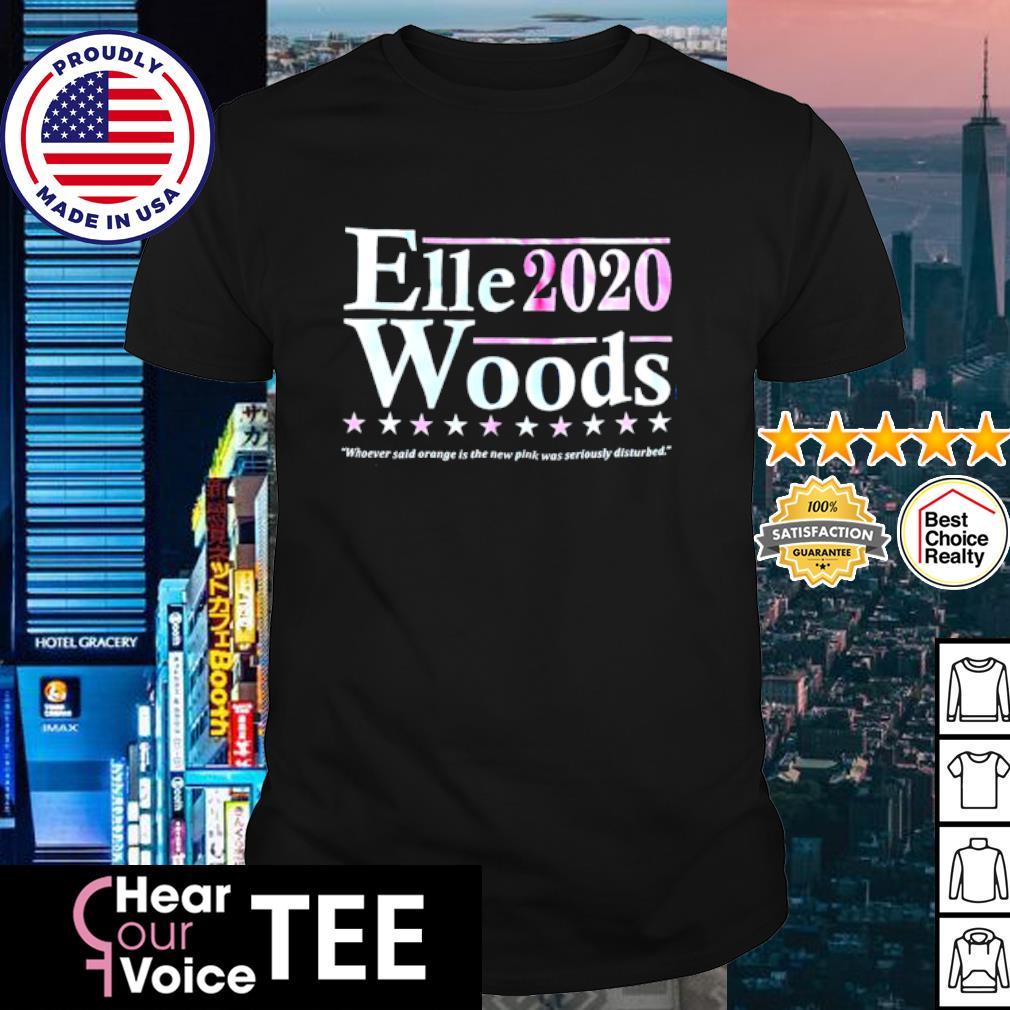 Elle 2020 woods shirt