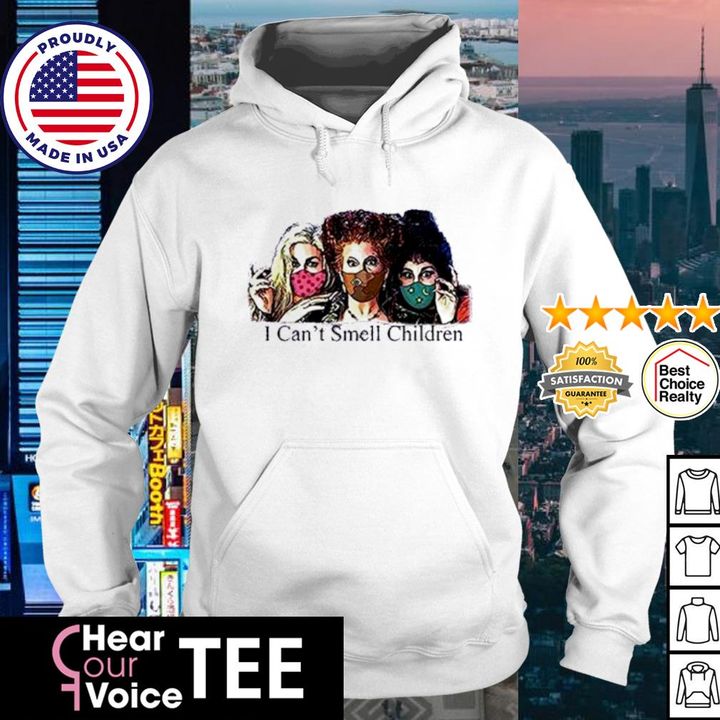 Hocus Pocus I can't smell children s hoodie