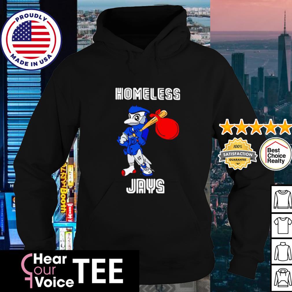 Homeless Jays shirt Toronto Blue Jays Cubs Bus Shirt hoodie