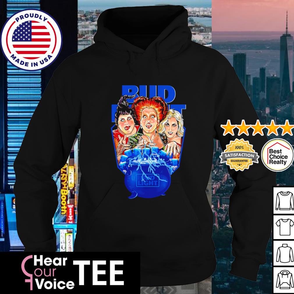 Horror characters Bud Light Halloween s hoodie