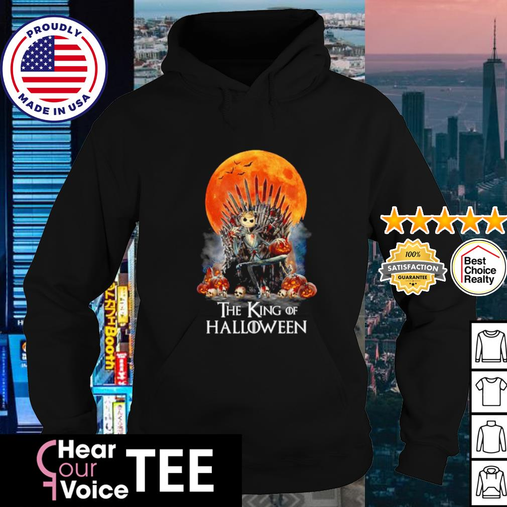 Jack Skellington The Kind Of Halloween s hoodie