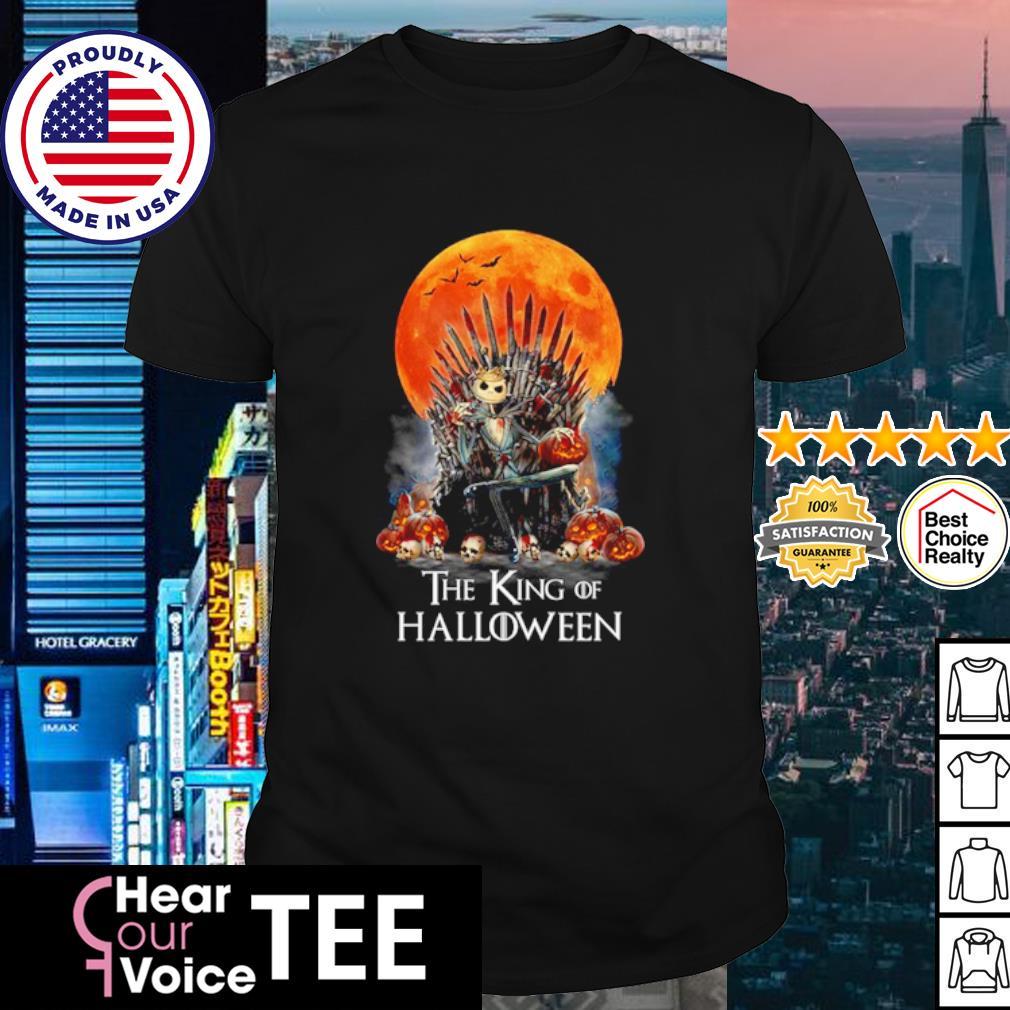 Jack Skellington The Kind Of Halloween shirt