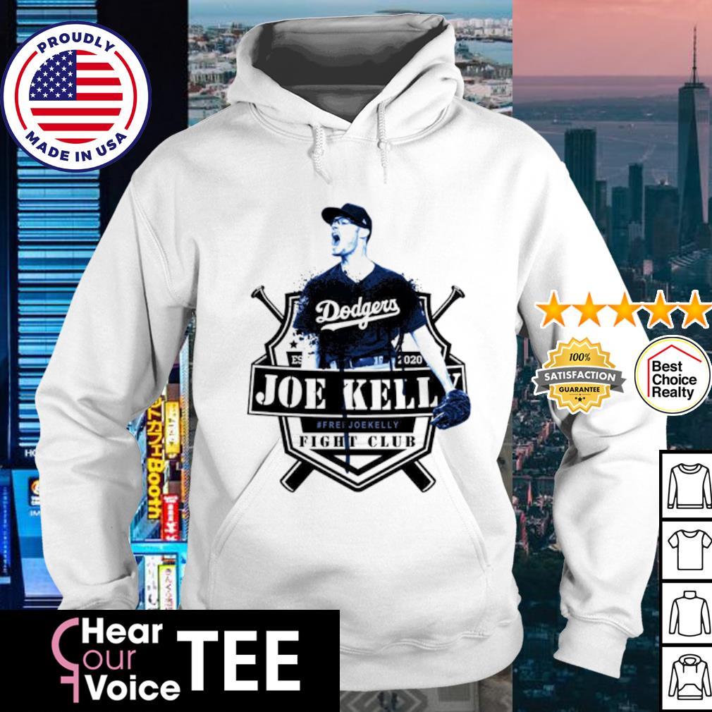 Joe Kelly Dodgers fight club s hoodie