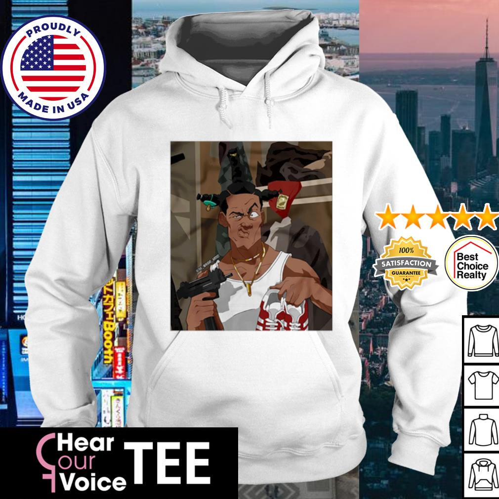 Loc Dog s hoodie