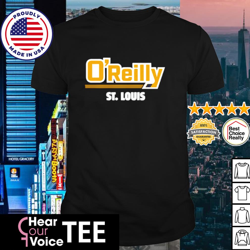O'Reilly Official St. Louis Hockey Shirt