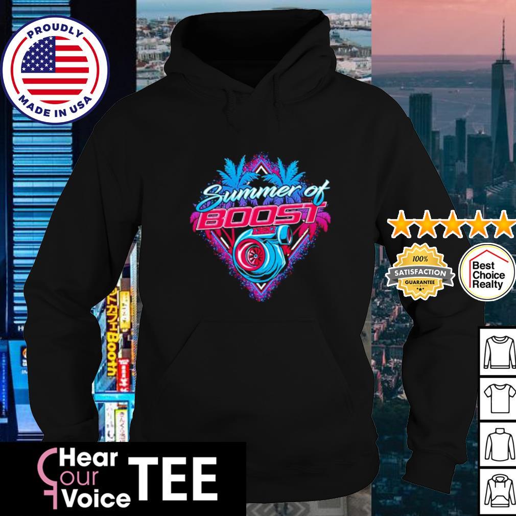 Official 1320 Video Summer of Boost Shirt hoodie