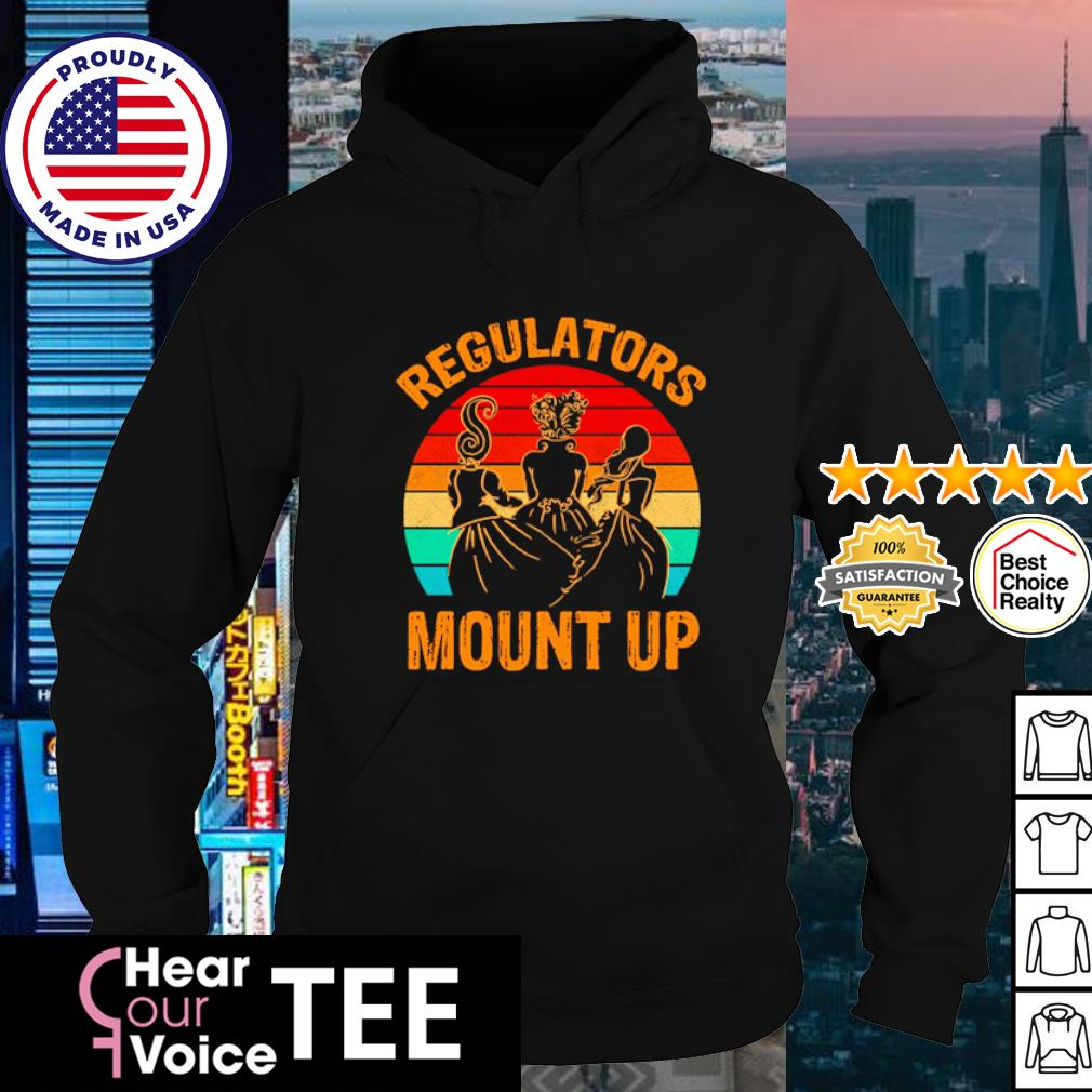Regulators Mount Up Vintage s hoodie