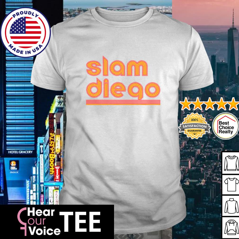 Slam Diego shirt