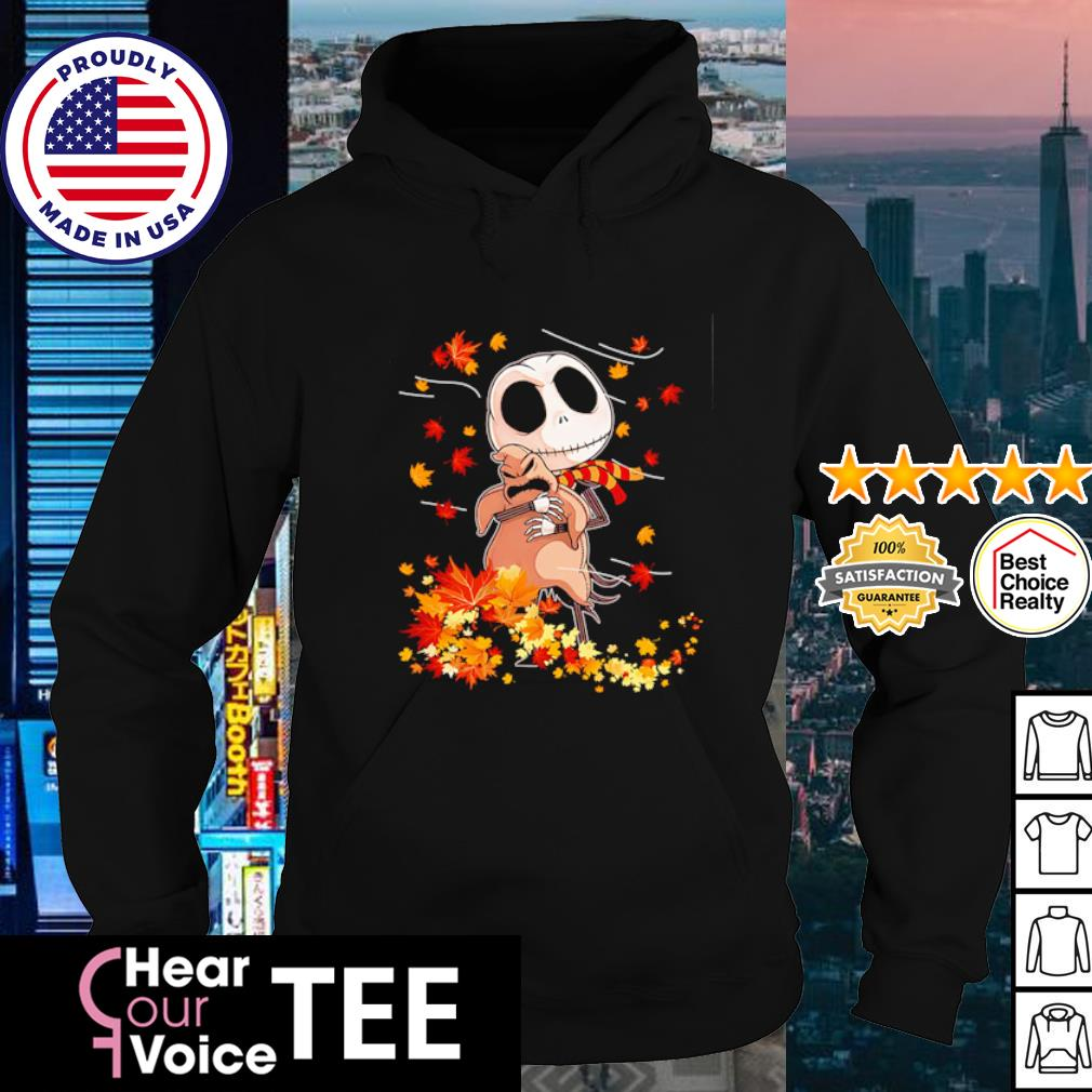 Baby Jack Skellington and Ghost Halloween s hoodie