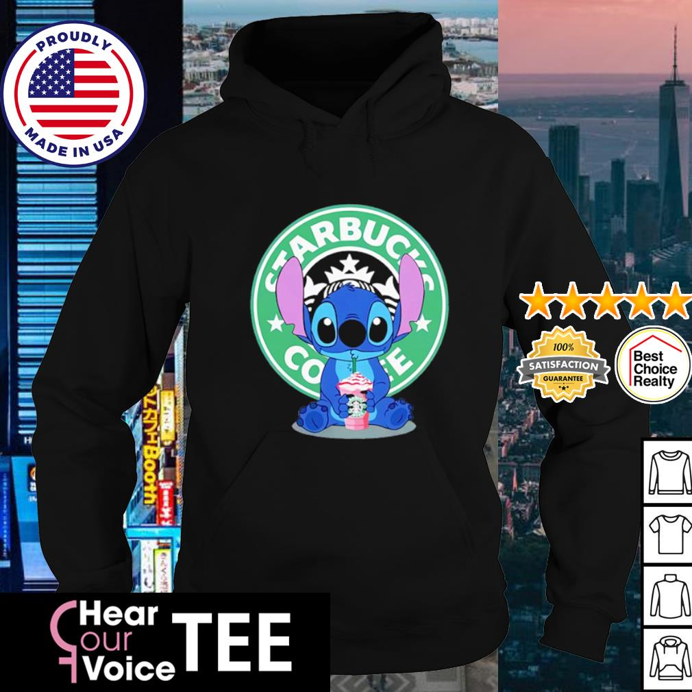 Baby Stitch Starbucks Coffee s hoodie