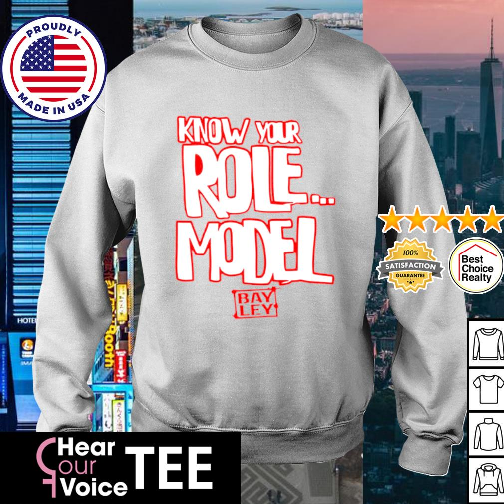 Bayley know your role mode authentic s sweater