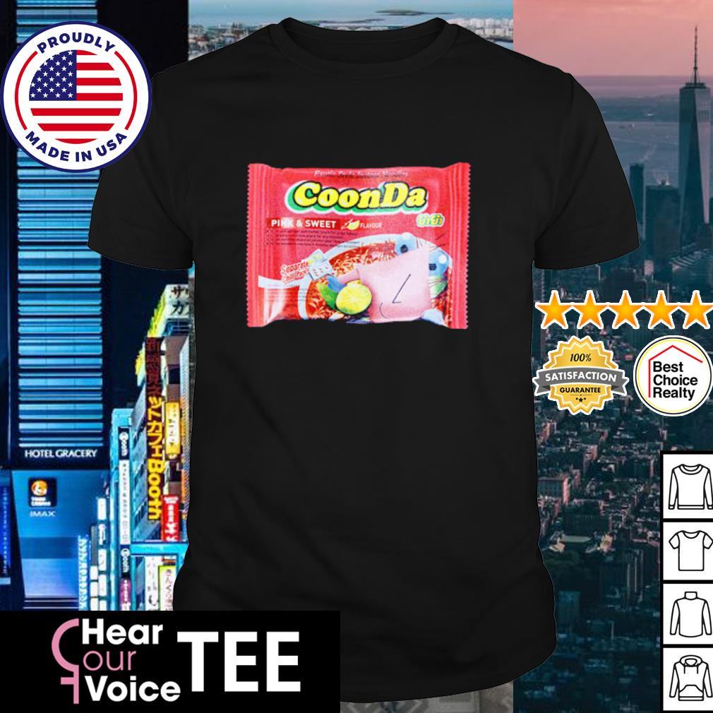ComDa instant noodles shirt