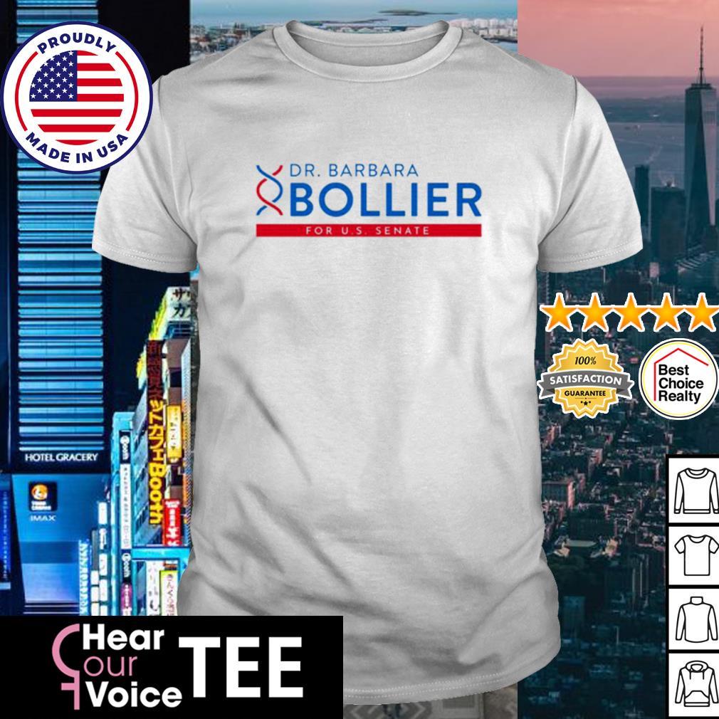 Dr Barbara Bollier for US senate shirt