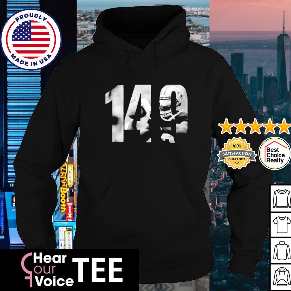 Drew Brees Mike 149 s hoodie