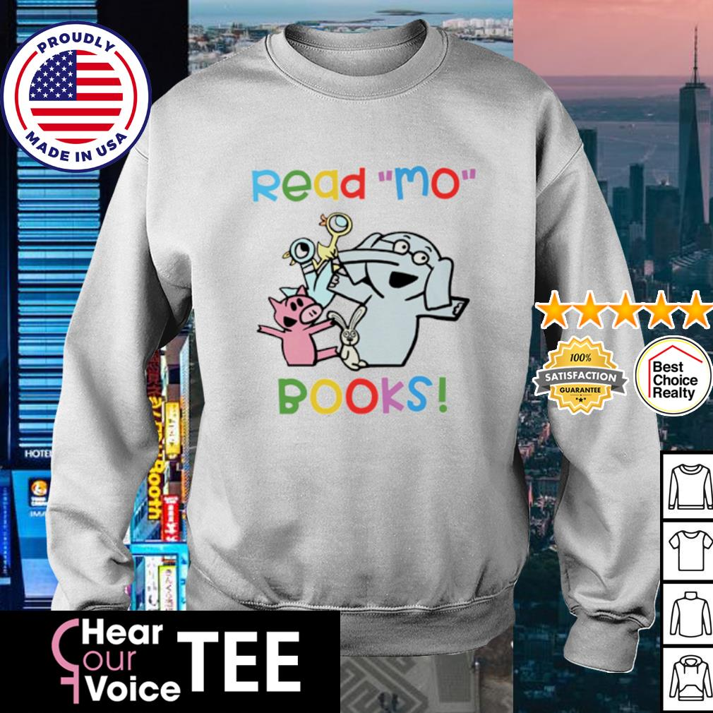 Elephant and Piggie Duckling read Mo books s sweater