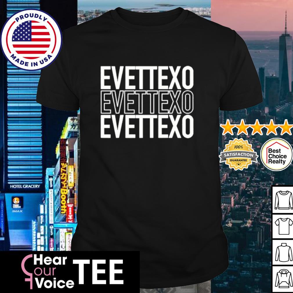Evettexo Evettexo Evettexo shirt