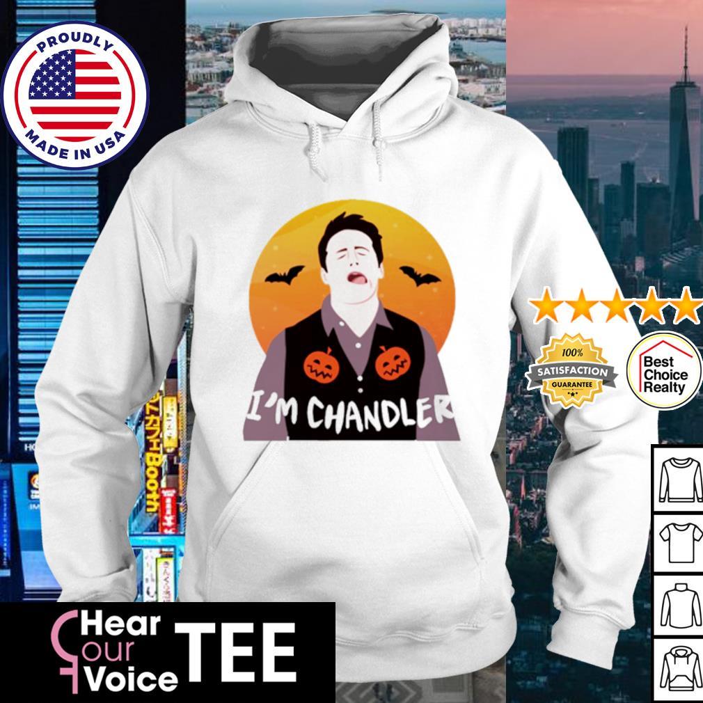 I'm Chandler Bing Halloween Shirt hoodie