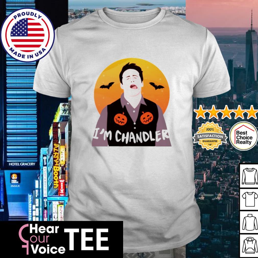 I'm Chandler Bing Halloween Shirt