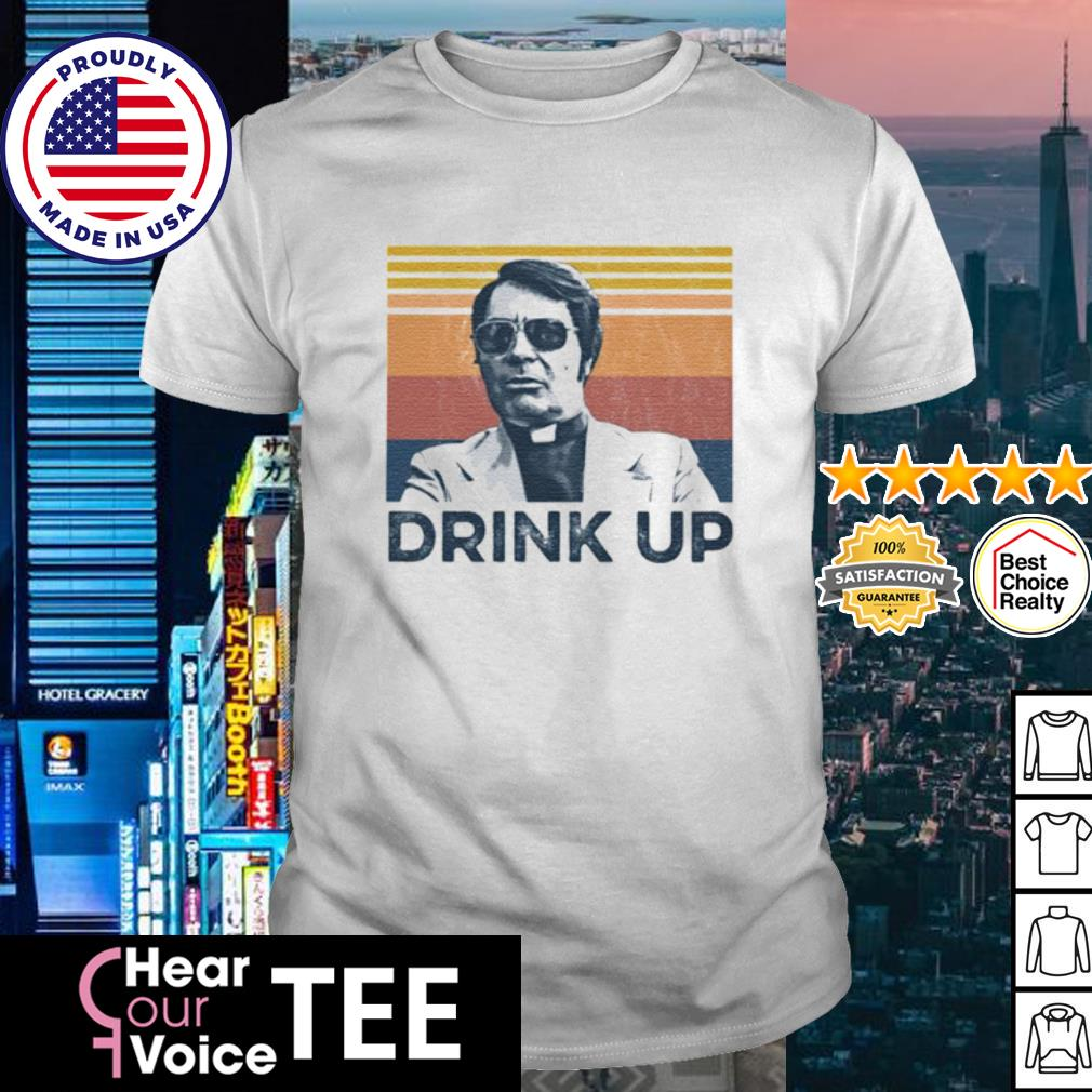 Jim Jones Drink Up vintage shirt
