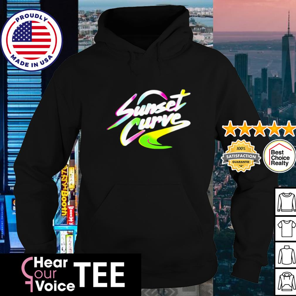 Julie and the phantoms Sunset Curve band s hoodie