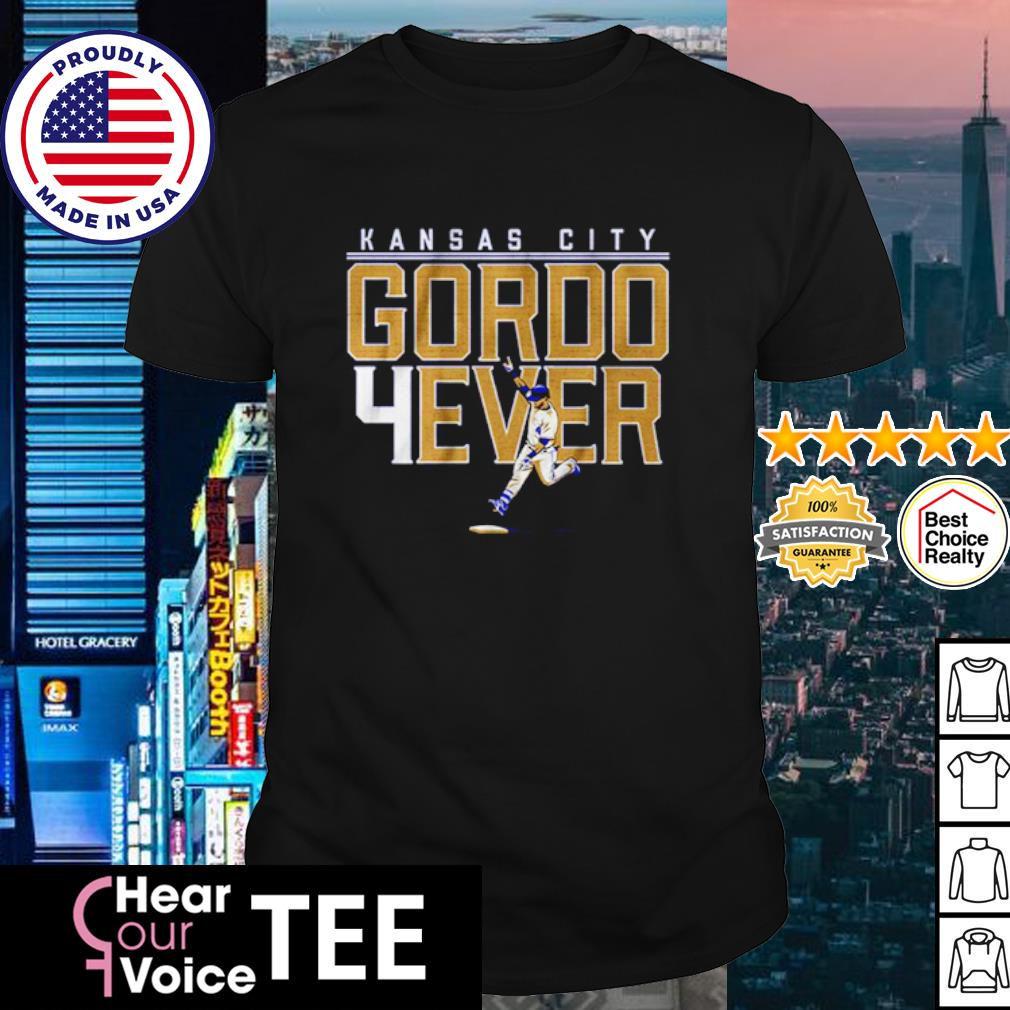 Kansas City Gordo 4 Ever shirt