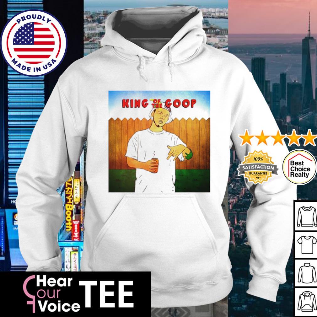 Kirb La Goop King of the Goop s hoodie