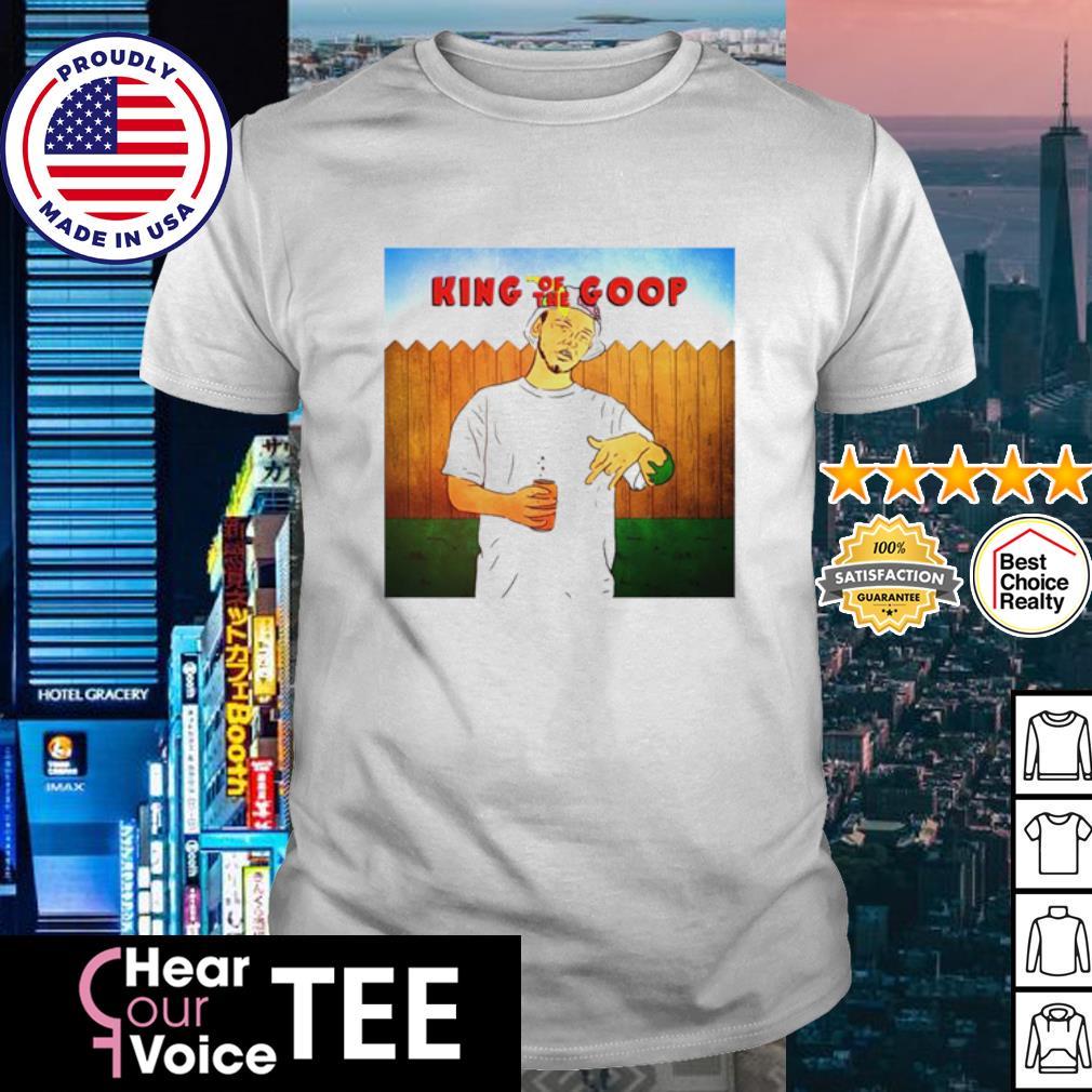 Kirb La Goop King of the Goop shirt
