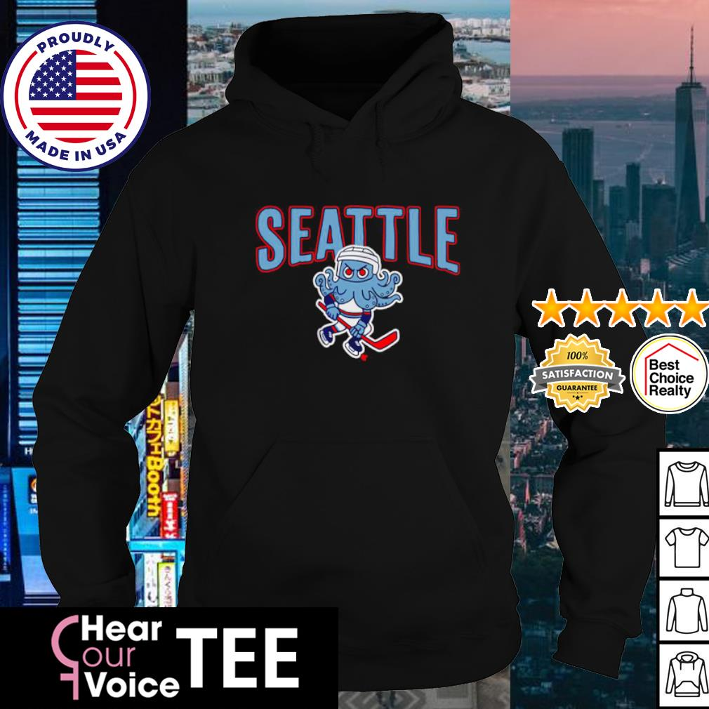Kritty Seattle Kraken Shirt hoodie
