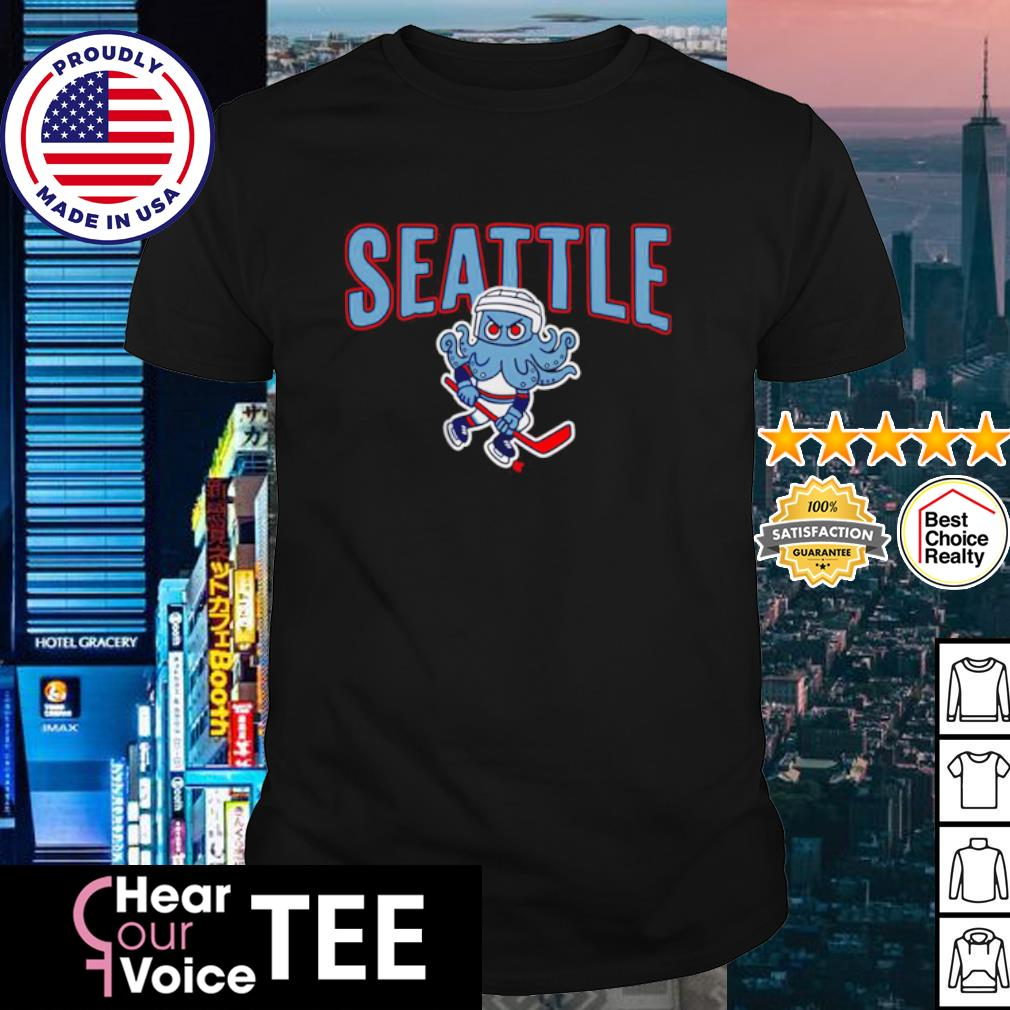 Kritty Seattle Kraken Shirt
