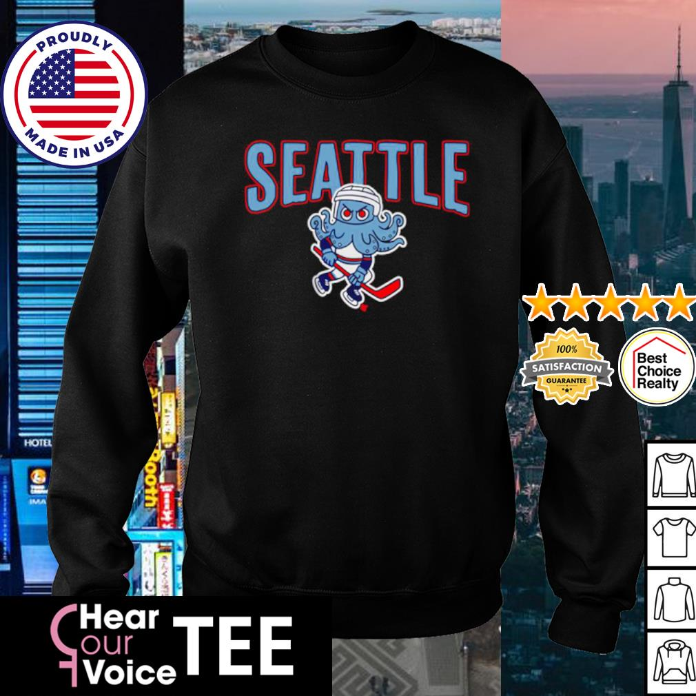 Kritty Seattle Kraken Shirt sweater