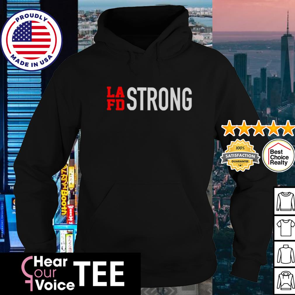 Lafd strong s hoodie