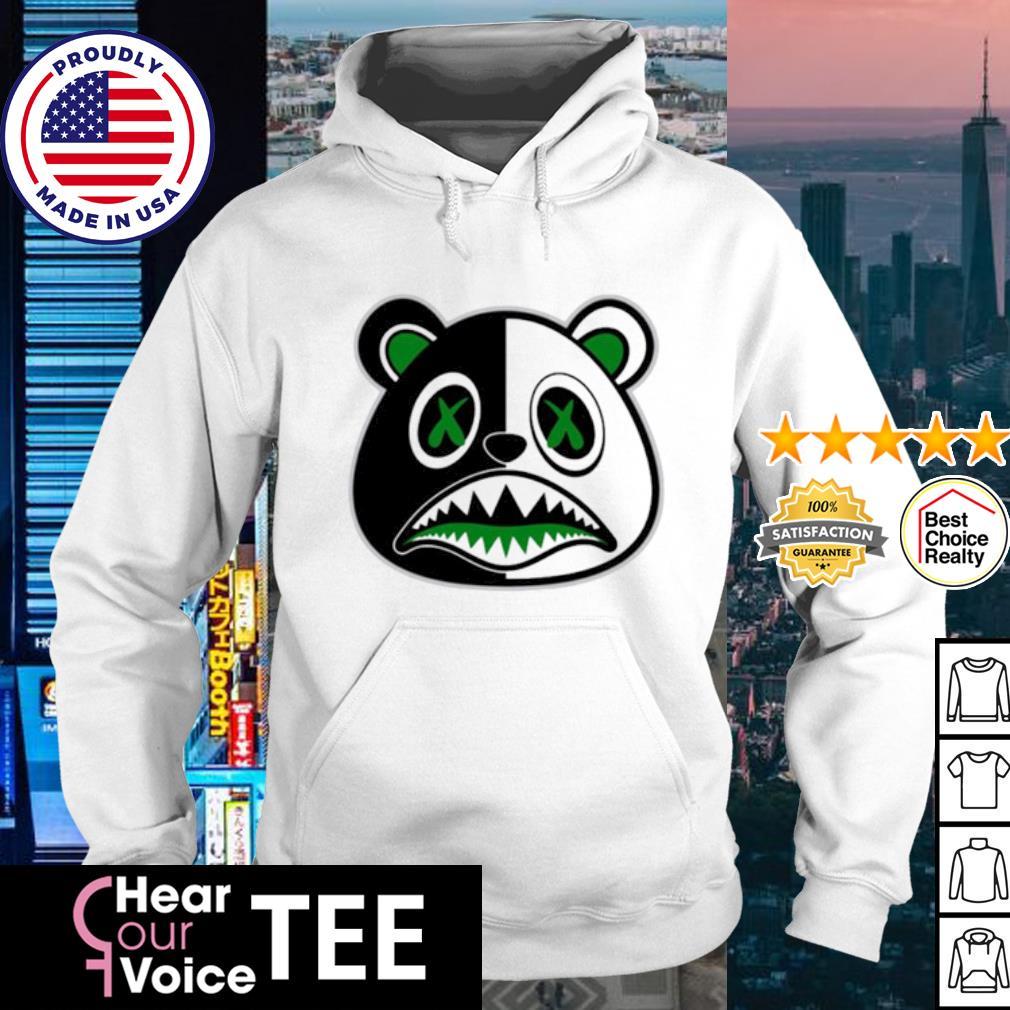 Lucky Green Jordan 13 Bear s hoodie