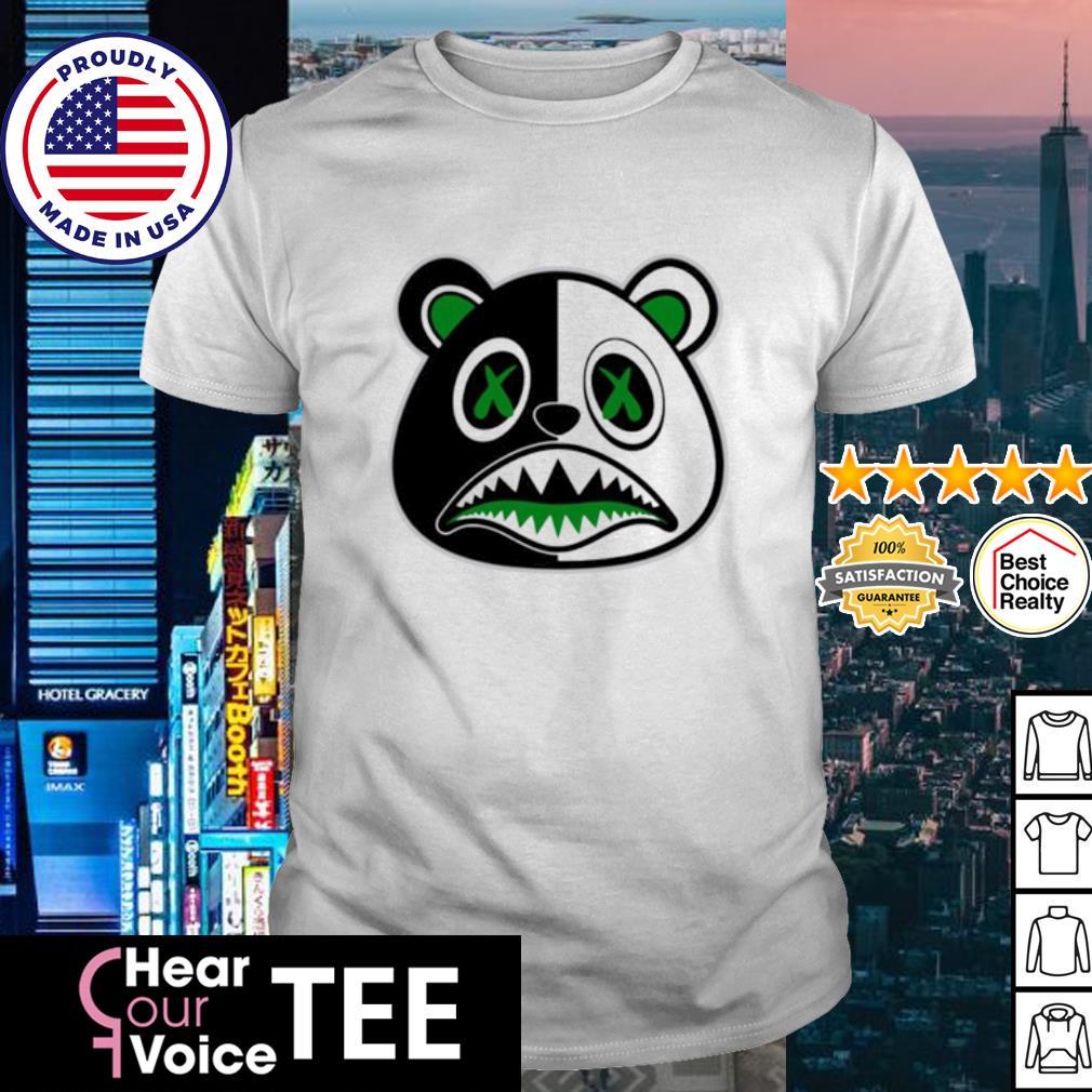 Lucky Green Jordan 13 Bear shirt