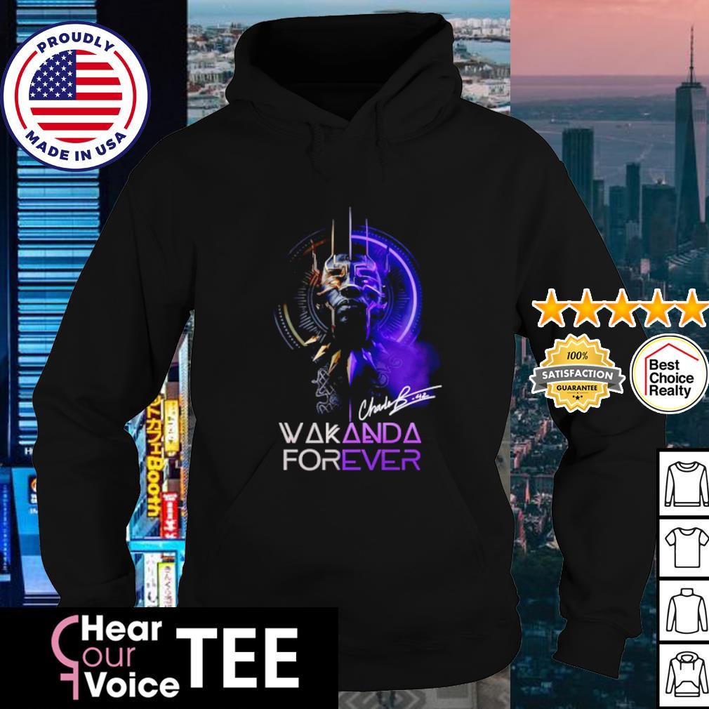 Marvel Wakanda forever signature s hoodie