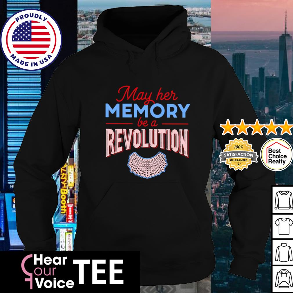 May Her Memory Be A Revolution s hoodie