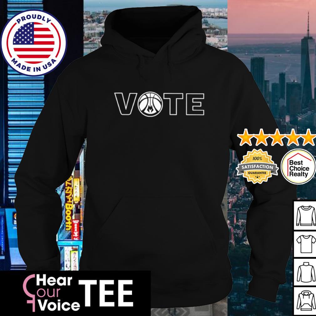 Milwaukee Bucks Vote s hoodie