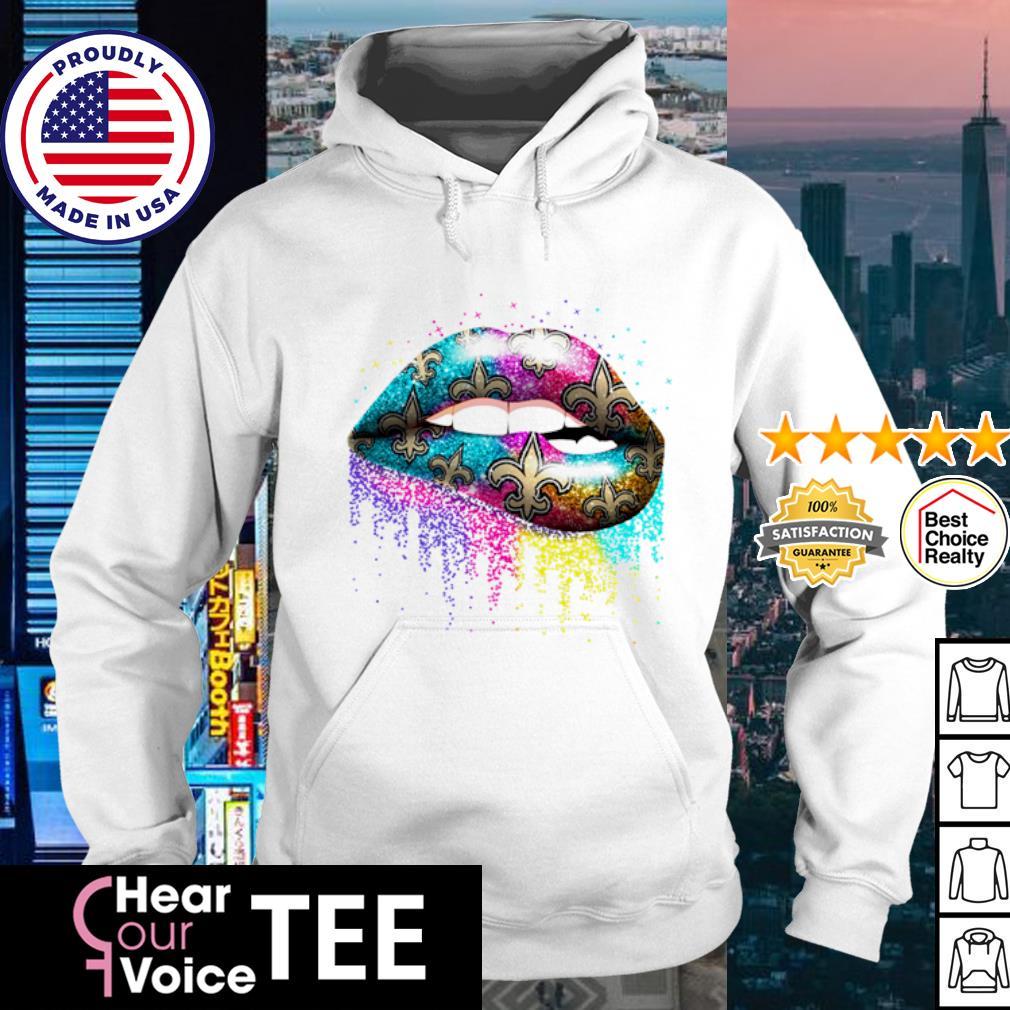 New Orleans Saints Lips s hoodie