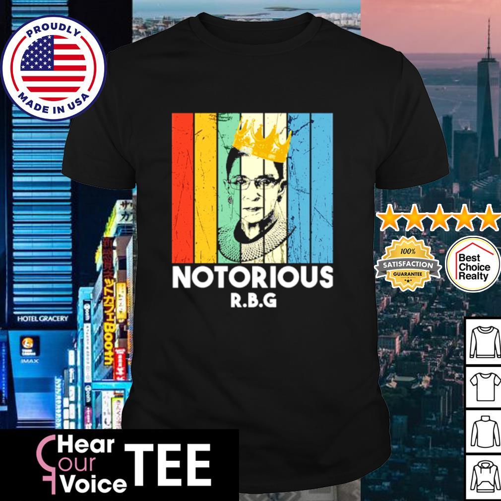 Notorious RBG vintage shirt