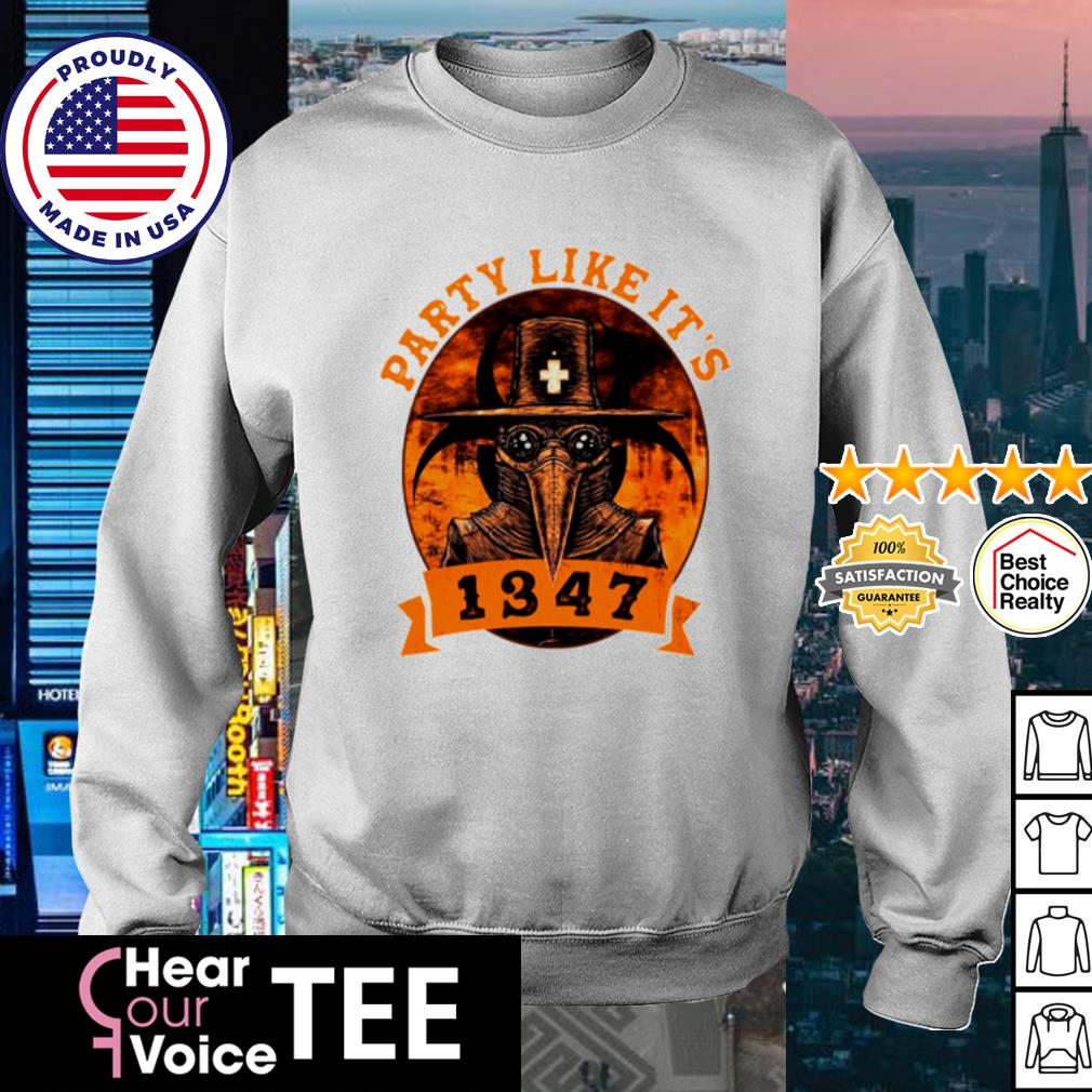 Party like it 1347 funny Boardgame s sweater