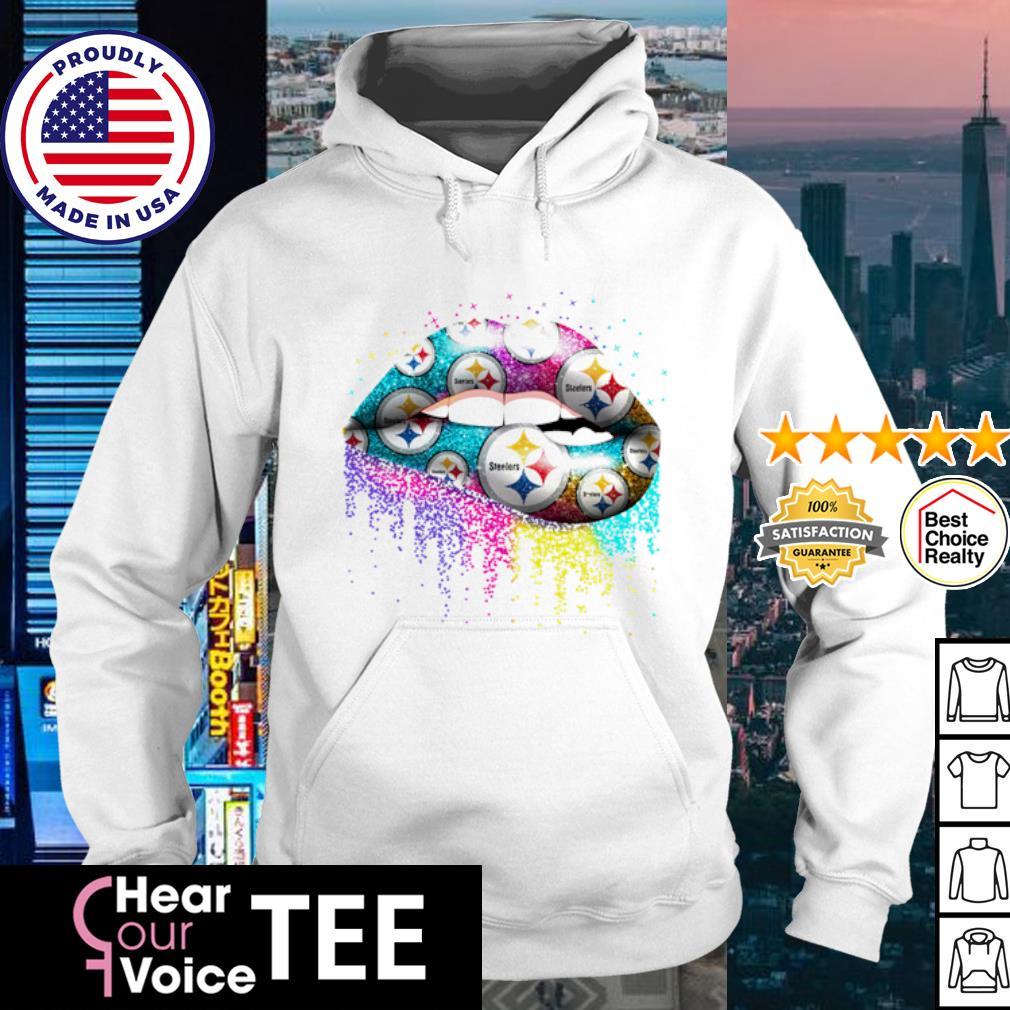 Pittsburgh Steelers Lips s hoodie