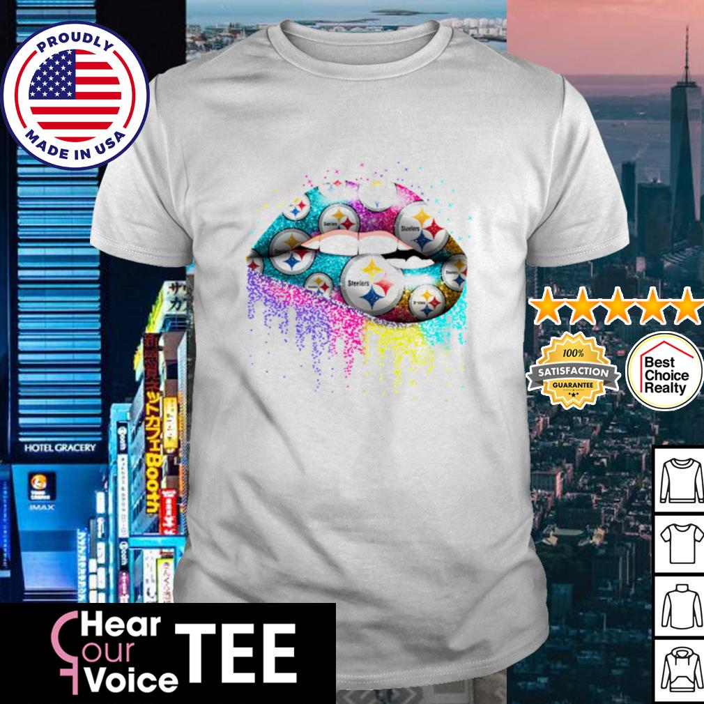 Pittsburgh Steelers Lips shirt