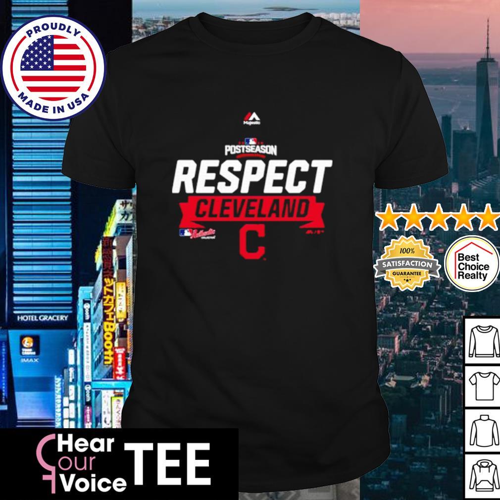 Postseason Respect Cleveland shirt