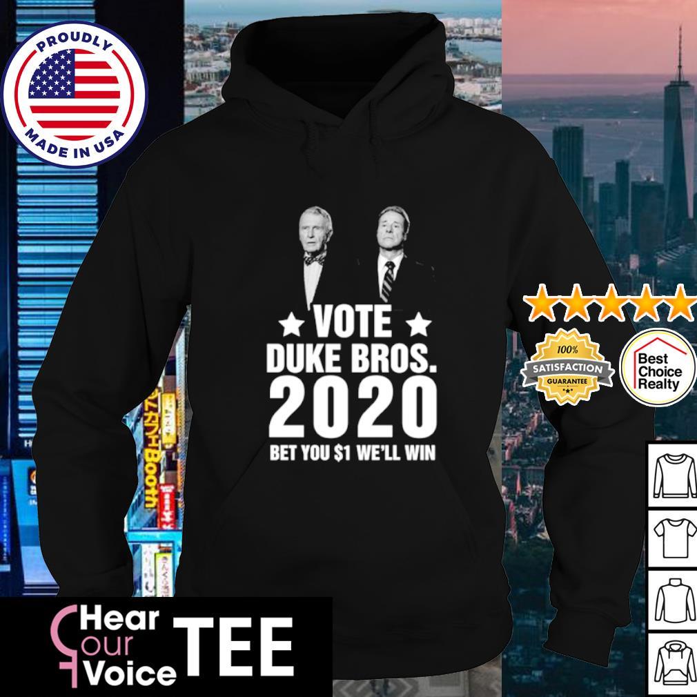 Randolph And Mortimer duke vote duke bros 2020 s hoodie